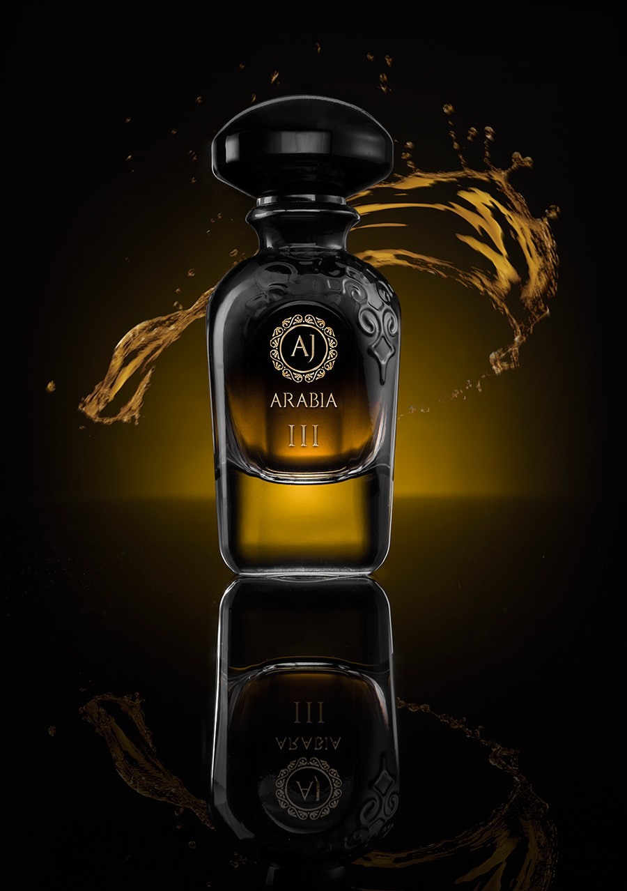 BLACK COLLECTION III WIDIAN BY AJ ARABIA PARFUM 50 ML