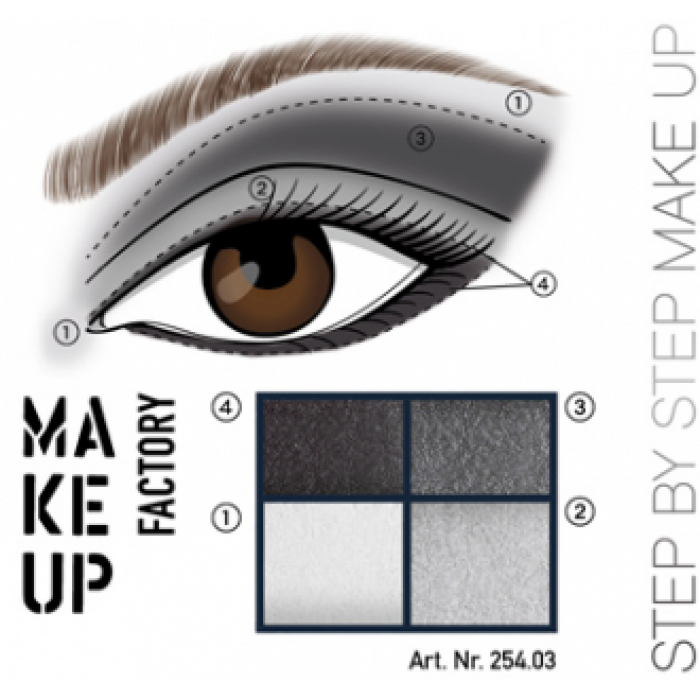 MAKE UP FACTORY EYE COLORS N.03