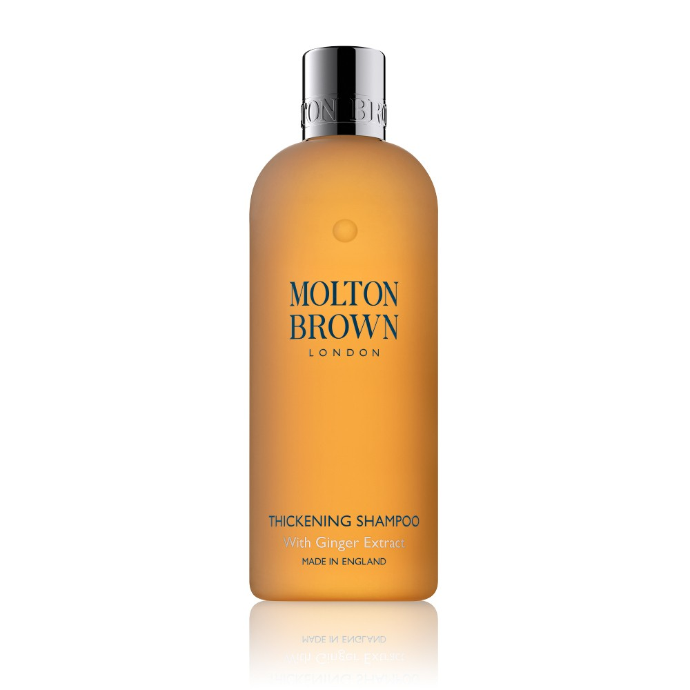 THICKENING SHAMPOO WITH GINGER 300 ML