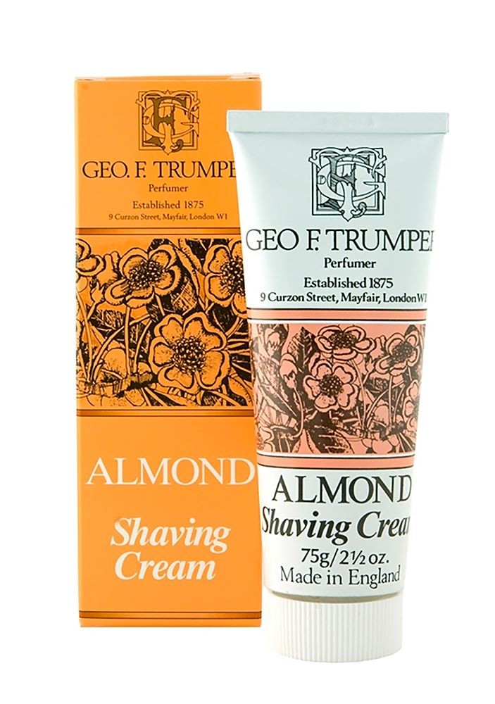 ALMOND SOFT SHAVING CREAM TUBE 75 GR