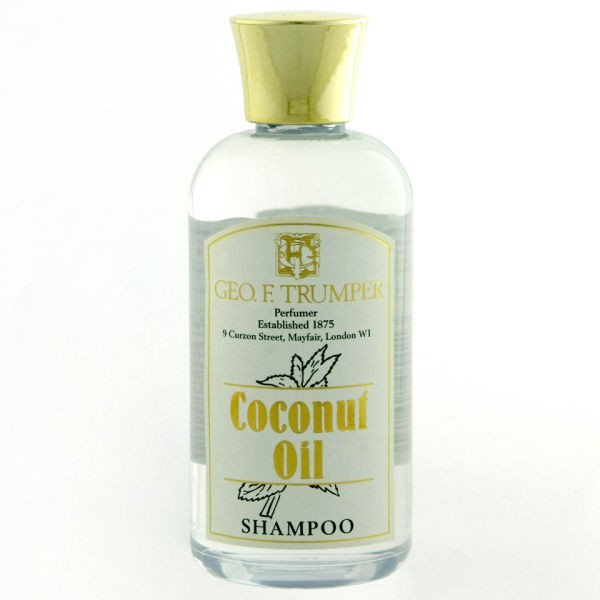 COCONUT OIL SHAMPOO 200 ML