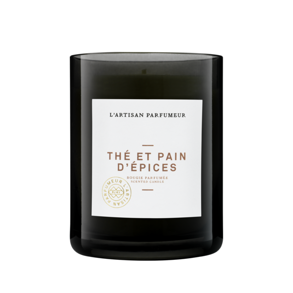 THE ET PAIN D'EPICES BOUGIE PARFUMEE 250 GR