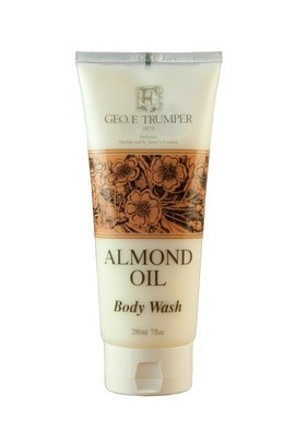 GEO.F.TRUMPER ALMOND BODY WASH TUBE 200 ML