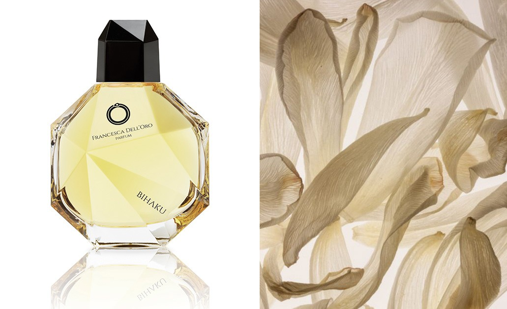 FRANCESCA DELL'ORO BIHAKU EDP 100 ML