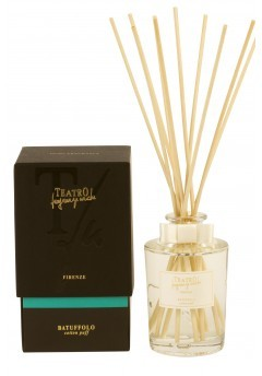TEATRO FRAGRANZE UNICHE BATUFFOLO DIFFUSORE STICKS 250 ML