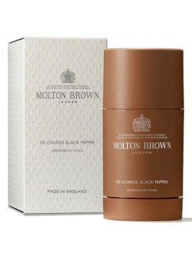 MOLTON BROWN RE-CHARGE BLACK PEPPER ANTI-PERSPIRANT STICK 75 GR