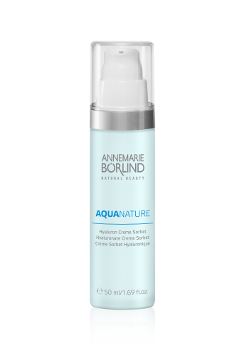 ANNEMARIE BORLIND AQUANATURE  SMOOTHING DAY CREAM LIGHT 50 ML