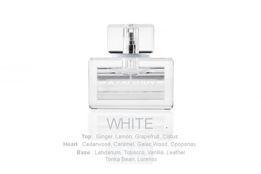 WHITE AZAGURY PAREFUM 50ML