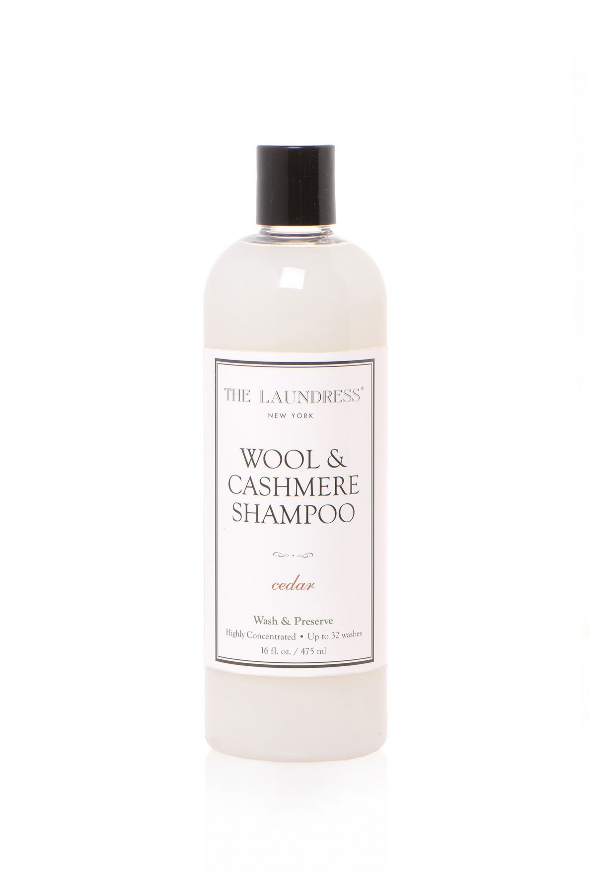 WOOL & CASHMERE SHAMPOO 475 ML