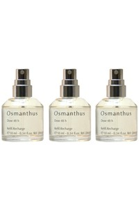 THE DIFFERENT COMPANY OSMANTHUS EDT 3X10 ML RECHARGE