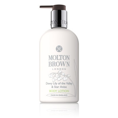 DEWY LILY OF THE VALLEY & STAR ANISE BODY LOTION 300 ML